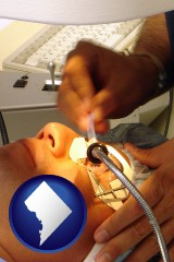 washington-dc lasik laser eye surgery for vision correction